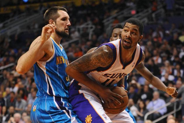 Preview: Hornets vs. Suns