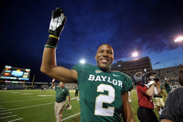 2013 NFL Mock Draft: Terrance Williams and More Instant Impact Offensive Studs