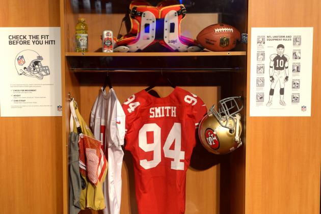 San Francisco 49ers Justin Smith Undergoes Surgery, Faces Rehabilitation