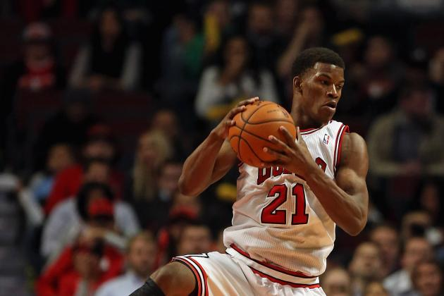 In Praise of Jimmy Butler, the Bulls' Surprising Swiss Army Knife