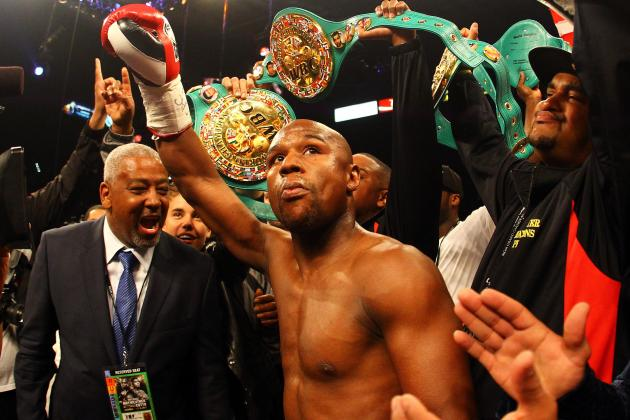 Floyd Mayweather: Rumored Fight with Robert Guerrero Sets Up Epic 2013