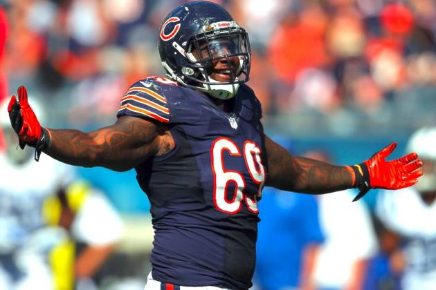 2013 NFL Free Agents: Power Ranking Top 5 Defenders Set to Hit the Market