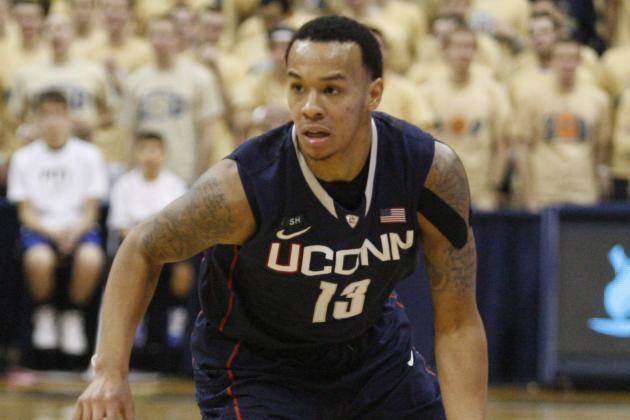 Napier Named Big East Player of Week