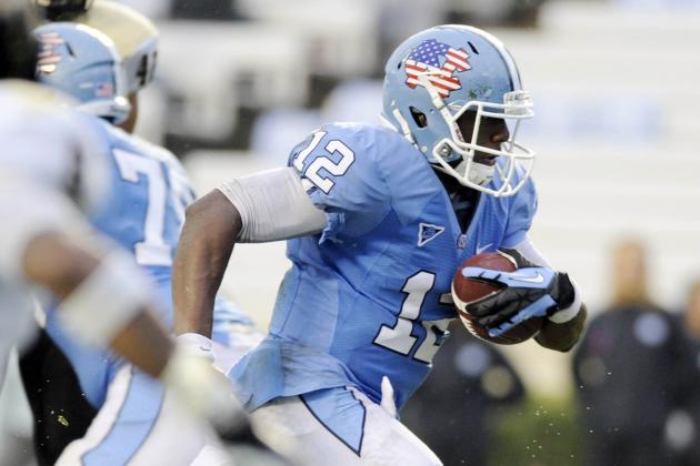 QB Marquise Williams No Longer Enrolled at UNC
