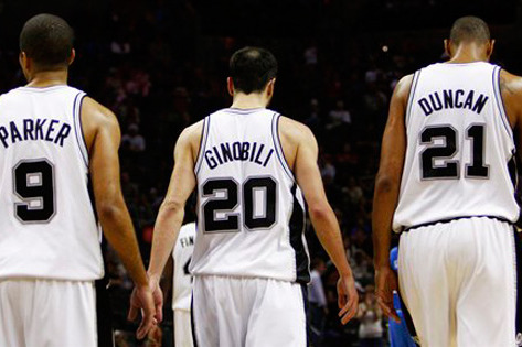 San Antonio Spurs: Incorrect Perception of Being Old, Slow and Boring