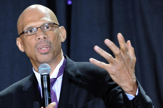 Kareem Abdul-Jabbar Fires Up Blog Again, Writes About 'Girls'