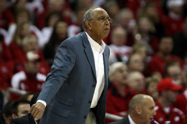 "Tubby Smith on His Bench's Lack of Production: ""That's My Fault"""