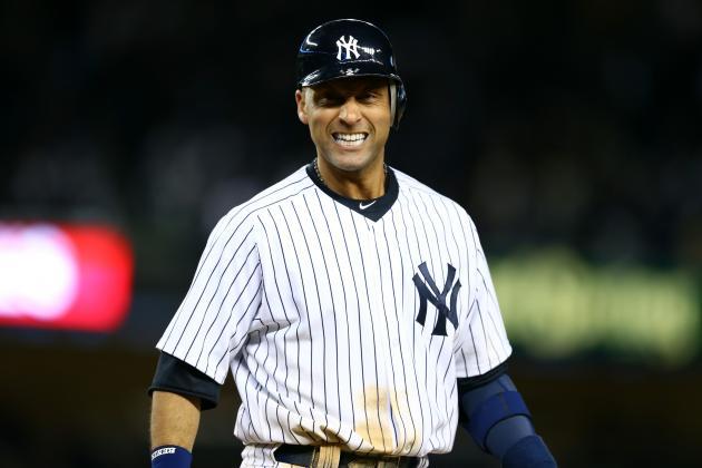 Derek Jeter Shouldn't Rush Rehab to Make Quick Return to Yankees