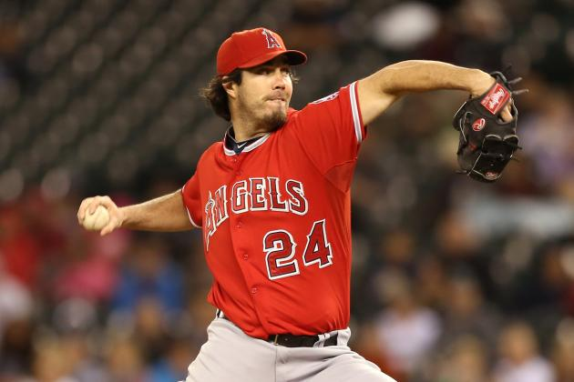 Dan Haren Says He Feels Healthy, Ready to Prove Himself