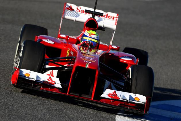 Massa: New Ferrari 'on a Completely Different Planet' to F2012