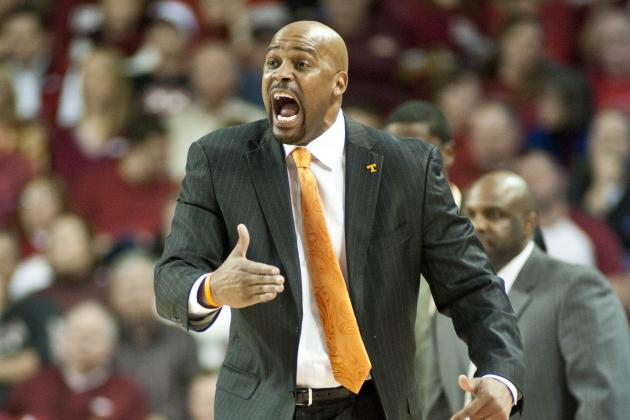 Cuonzo Martin: Turnovers a Sore Spot for Vols