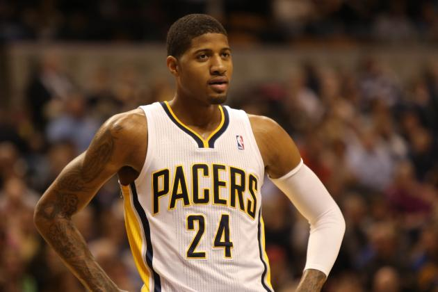 Paul George on Victor Oladipo: 'That Kid's Got Game'