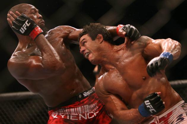 Vitor Belfort Looking for Rematch with Jon Jones or Anderson Silva