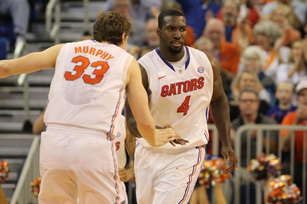 Florida Men Basketball Up to No. 2 in Both Polls