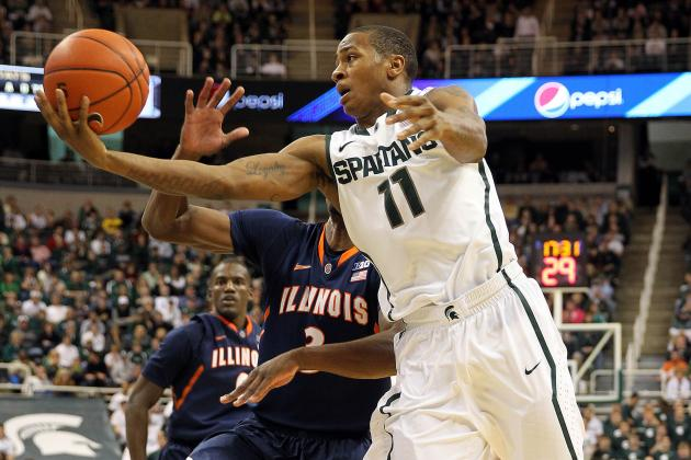 Michigan State's Keith Appling Named Big Ten Co-Player of the Week