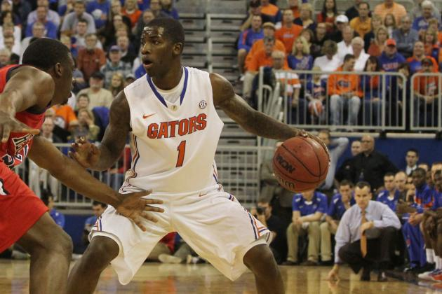Unselfish Move Back by Boynton Has Provided a Giant Step Forward for Gators