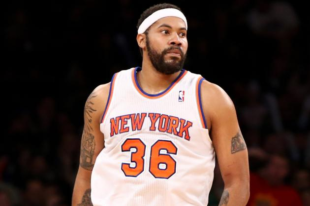 Knicks Rumors: Latest on Rasheed Wallace and Potential Additions to Roster