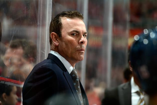 Adam Oates Driven to Succeed as an NHL Coach