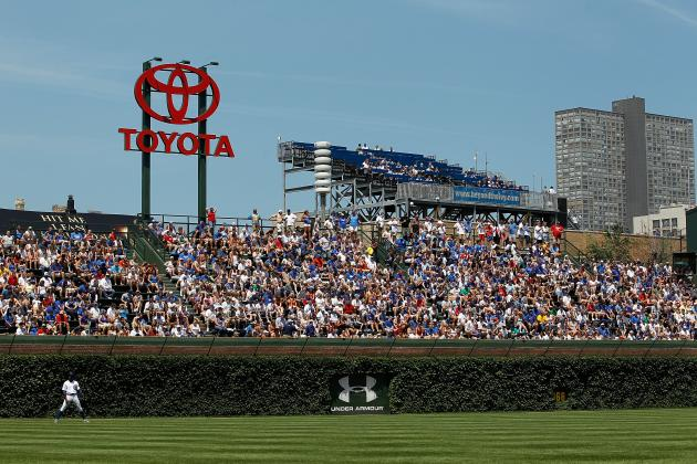 Northwestern Agrees to Multi-Year Deal with Cubs to Play Games at Wrigley Field