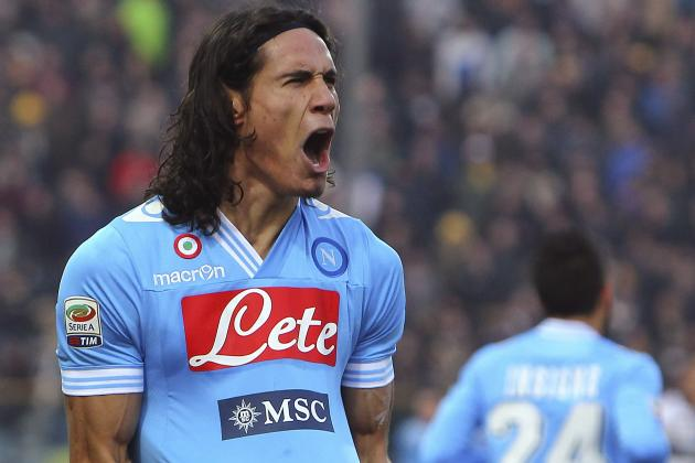 Barca and Real Links Please Cavani