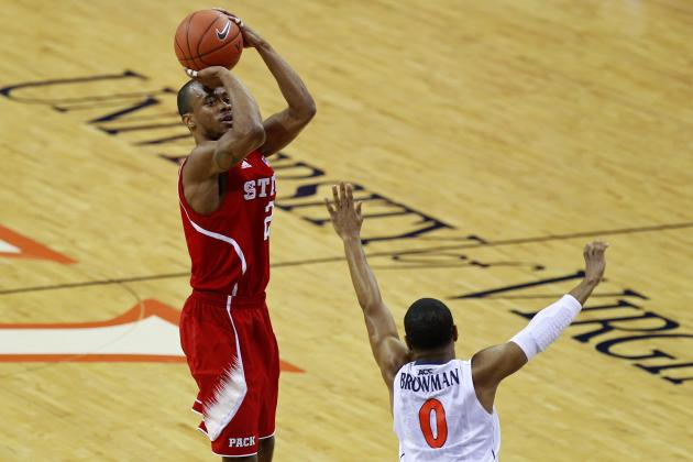 "Mark Gottfried: Lorenzo Brown Is Still ""a Few Days Away"""