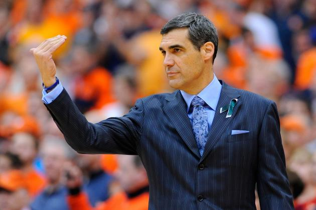 Jay Wright Discusses Potential Big East Seven Split