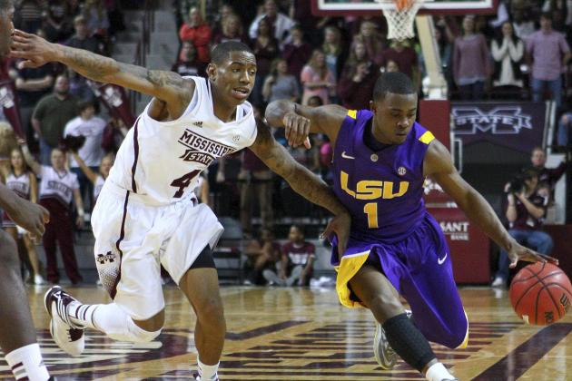 LSU's Success Hinges on Anthony Hickey