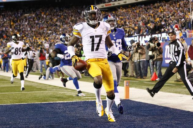NFL Free Agency 2013: Power Ranking Available Wide Receivers