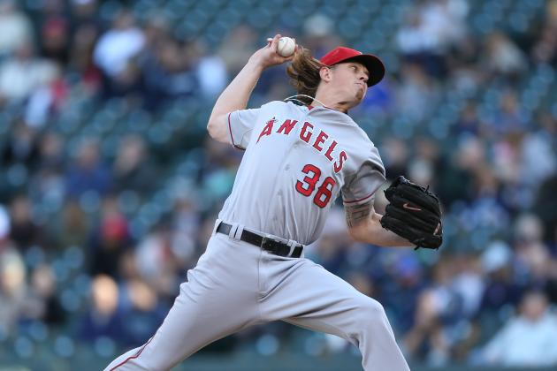 Jered Weaver Says He Would Accept a Gay Teammate