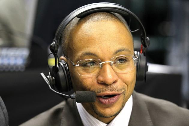 Gus Johnson Being Groomed by Fox to Lend Epic, Passionate Voice to World Cup