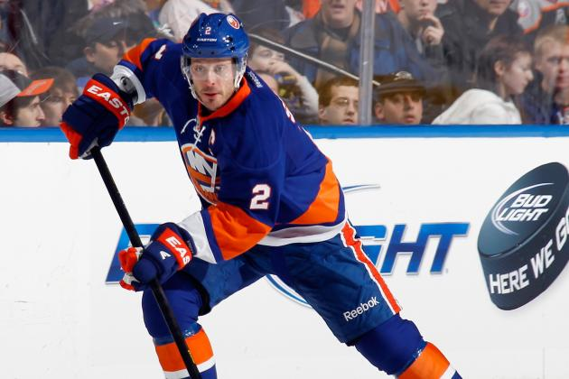 NHL Trade Rumors: Latest on Flyers, Kings, Islanders and More