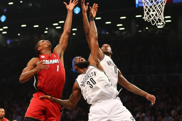 Should Chris Bosh Start the 2013 All-Star Game for Miami Heat to Make History?
