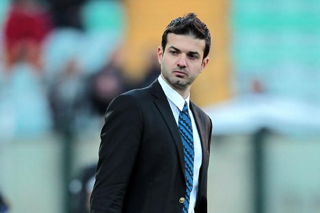 Inter Milan's Andrea Stramaccioni Making No Excuses for Slump