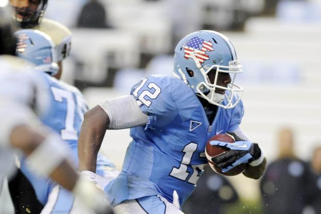 Update on UNC QB Marquise Williams
