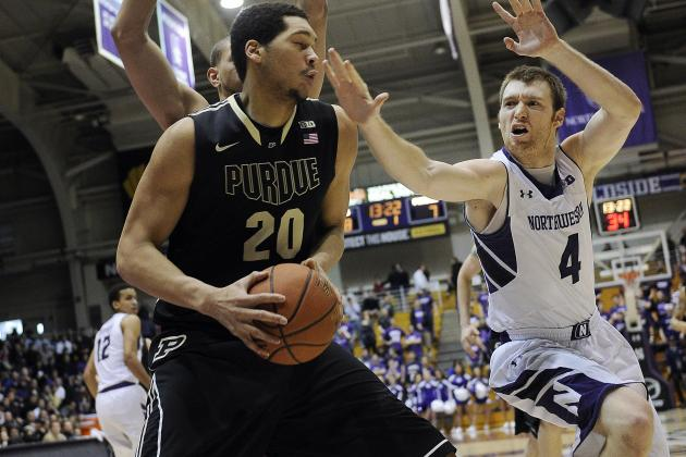 Purdue's Hammons Is Big Ten Freshman of the Week