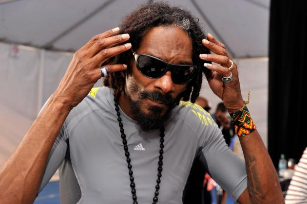 Snoop Dogg Keen to Lead out Celtic Against Juventus in Champions League