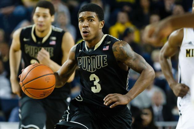 Lineup: Purdue Basketball Battles Penn State