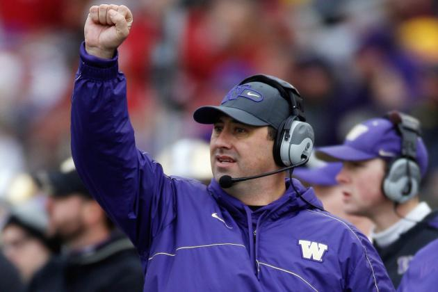 Washington Football Recruiting: Coleman Shelton Commits