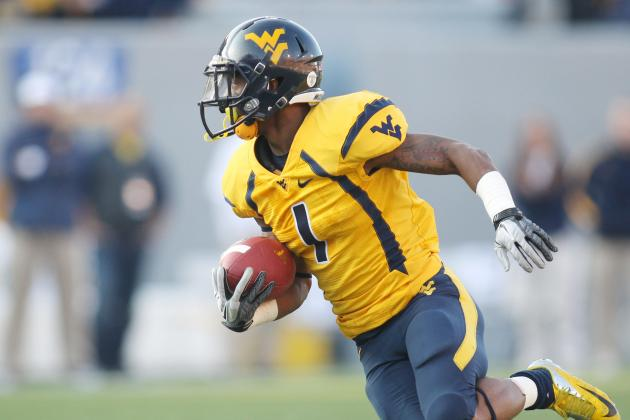 How High Can Tavon Austin Go in the 2013 NFL Draft?