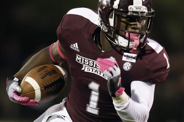 Ex-MSU WR Chad Bumphis to Recruits: Don't Go with the Money