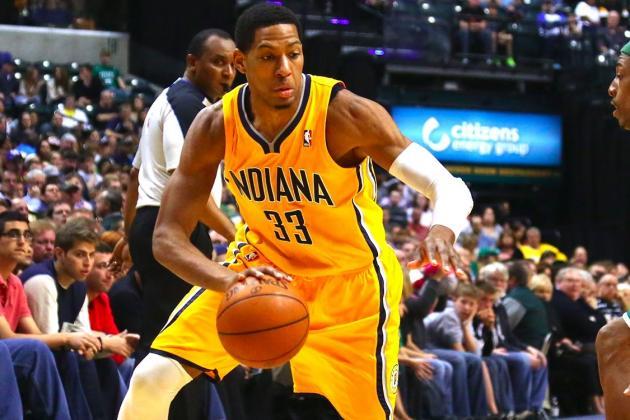 Will Danny Granger's Return Make Indiana Pacers Legit Title Contenders?