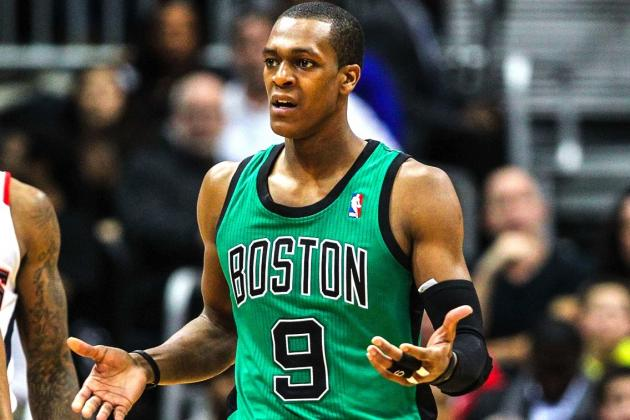 Celtics Actually Playing Better Without Rajon Rondo? Crazy, but True