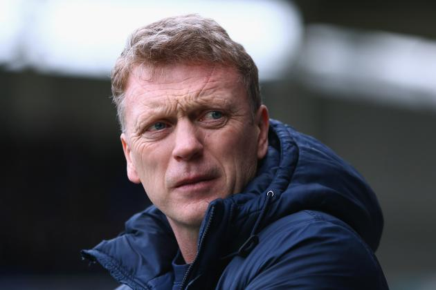 Everton Boss David Moyes Concerned by Pitch at Goodison Park