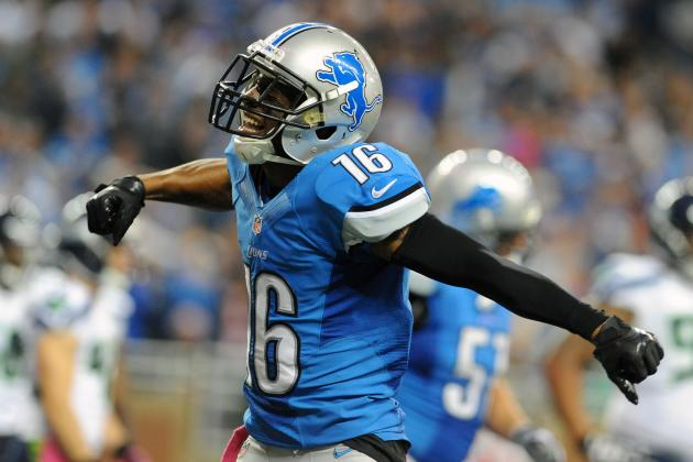 Detroit Lions Cut Former Boise State Football Star Titus Young