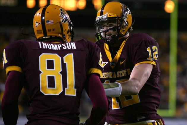ASU Football Remembers Tyrice Thompson