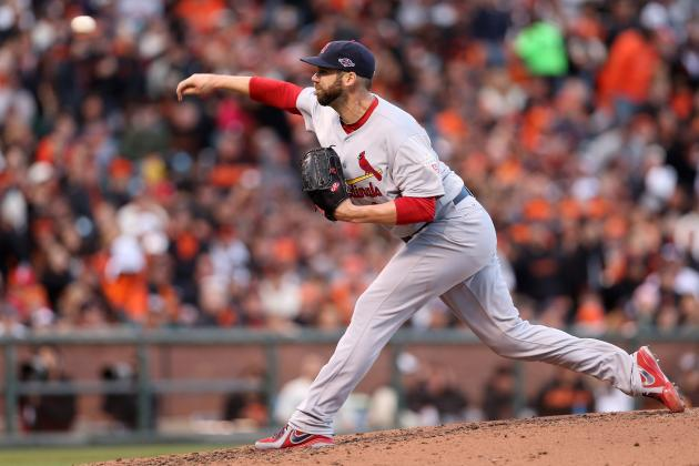 St. Louis Cardinals: Chris Carpenter Likely to Miss All of 2013