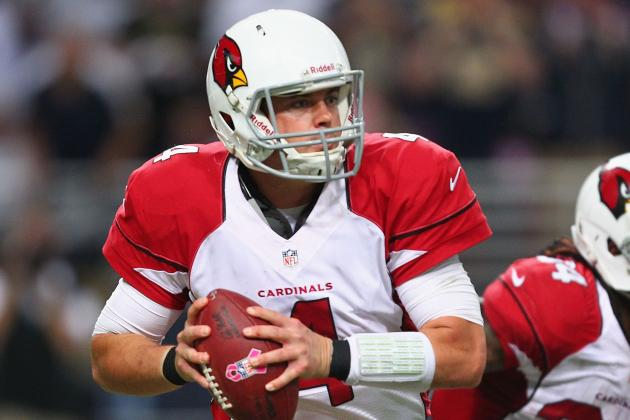 Kevin Kolb Open to Restructuring Contract