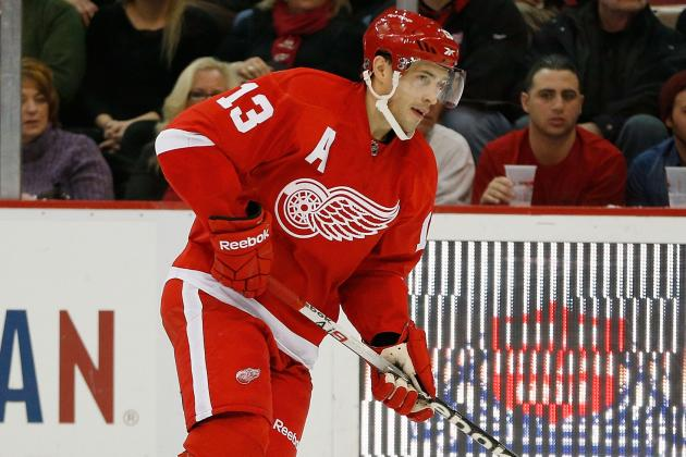 Red Wings' Pavel Datsyuk Suing Man for Selling Likeness Without Permission
