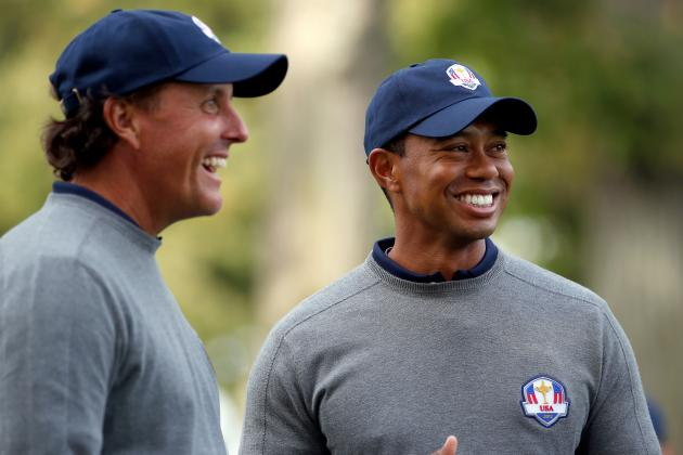 Larry Dorman: Phil Mickelson Setting Himself Up for Big Year