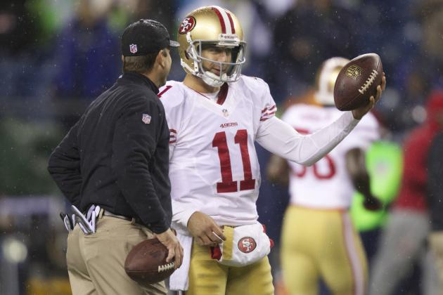 Harbaugh strongly suggests 49ers won't release Smith